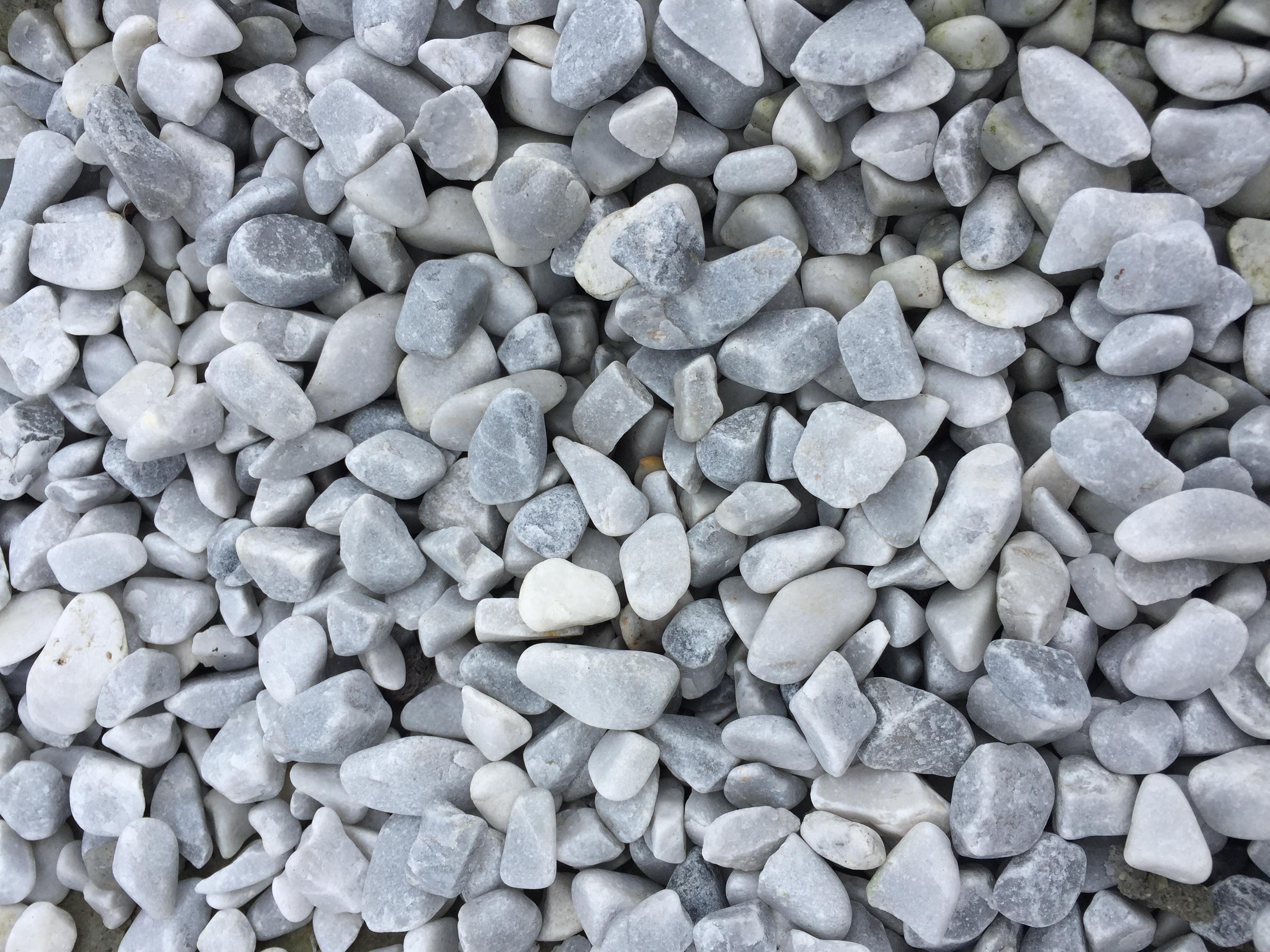 Galets gris/bleu - AMG Matériaux